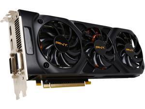 PNY GeForce GTX 770 DirectX 11.1 RVCGGTX7702XXB 2GB 256-Bit GDDR5 PCI Express 3.0 x16 SLI Support Video Card