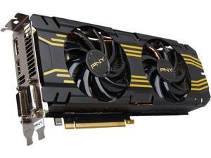 PNY GeForce GTX 770 DirectX 11.1 RVCGGTX7702XXB-OC 2GB 256-Bit GDDR5 PCI Express 3.0 x16 SLI Support Video Card