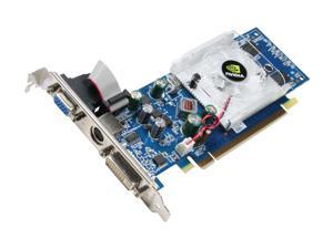 ECS GeForce 8400 GS N8400GS2-512DS Video Card