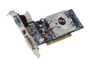 ECS GeForce 8400 GS N8400GS2-512DS-F Video Card