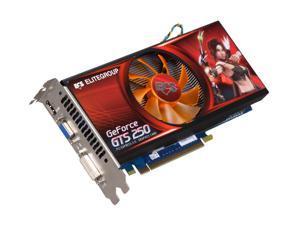 ECS GeForce GTS 250 NGTS250-512QX-F Video Card