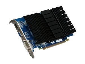ECS Silent Series GeForce GT 220 NSGT220-1GQS-H Video Card