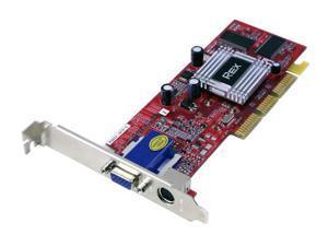 ECS Radeon 7000 R7000LE-64T Video Card