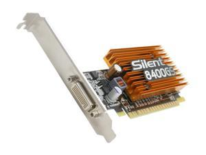 ECS GeForce 8400 GS N8400GSC-512SS-H Video Card