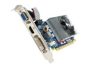 ECS GeForce GT 430 (Fermi) DirectX 11 NGT430C-1GQR-F 1GB 128-Bit DDR3 PCI Express 2.0 x16 HDCP Ready Low Profile Video Card