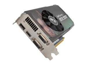 ECS GeForce GTX 570 (Fermi) NGTX570-1280UI-F Video Card