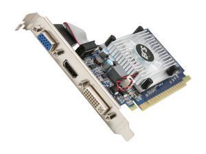ECS GeForce GT 520 (Fermi) NGT520C-1GQK-F Video Card