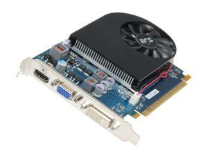 ECS GeForce GT 440 (Fermi) NGT440-1GQI-F1 Video Card
