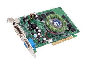 ZOGIS GeForce 6800LE ZO68LE-DAGP Video Card