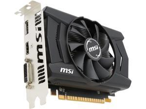 MSI Radeon R7 360 DirectX 12 R7 360 2GD5 OC 2GB 128-Bit GDDR5 PCI Express 3.0 HDCP Ready CrossFireX Support ATX Video Card