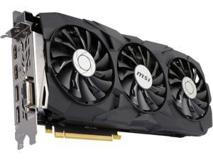 MSI GeForce GTX 1080 Ti DirectX 12 GTX 1080 Ti DUKE 11G OC 11GB 352-Bit GDDR5X PCI Express 3.0 x16 HDCP Ready SLI Support Video Card