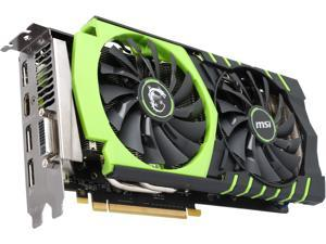 MSI GeForce GTX 960 DirectX 12 GTX 960 GAMING LE 100ME 2GB 128-Bit GDDR5 PCI Express 3.0 x16 HDCP Ready SLI Support Video Card
