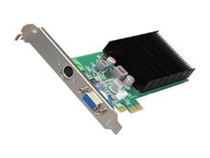 JATON XLR8 GeForce 8400 GS DirectX 10 Video-PX628GS-LP1 512MB 64-Bit DDR2 PCI Express x1 Low Profile Ready Video Card