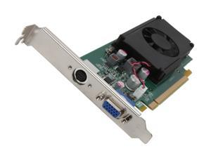JATON Video-PX628-TWIN GeForce 8400 GS 512MB 64-Bit DDR2 PCI Express 2.0 x16 Low Profile Ready Video Card