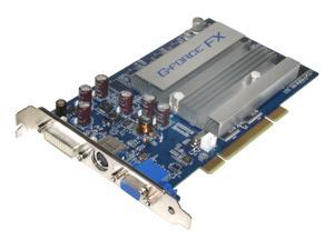 Apollo GeForce FX 5200 5200 128MB PCI Video Card