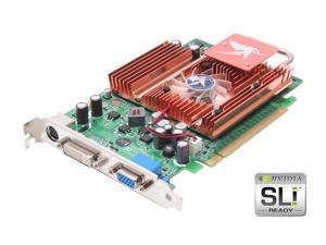 BIOSTAR GeForce 6600GT V6602GS21 Video Card