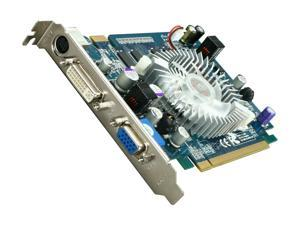 3D Fuzion GeForce 7600GS 3DFR76256GSE Video Card