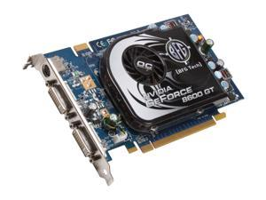 BFG Tech XLR8 GeForce 8600 GT DirectX 10 BFGE86512GTOCFE 512MB 128-Bit GDDR3 PCI Express x16 HDCP Ready SLI Support Video Card