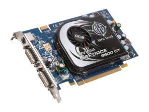 BFG Tech XLR8 GeForce 8600 GT DirectX 10 BFGE86512GTOC2FE 512MB 128-Bit GDDR3 PCI Express x16 HDCP Ready SLI Support Video Card
