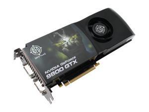 BFG Tech 9 GeForce 9800 GTX(G92) DirectX 10 BFGE98512GTXE 512MB 256-Bit GDDR3 PCI Express 2.0 x16 HDCP Ready SLI Support Video Card