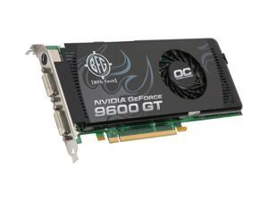 BFG Tech GeForce 9600 GT BFGE96512GTOCE Video Card