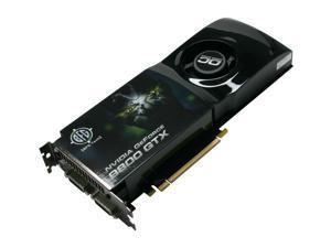 BFG Tech 9 GeForce 9800 GTX DirectX 10 BFGE98512GTXOCE 512MB 256-Bit GDDR3 PCI Express 2.0 x16 HDCP Ready SLI Support Video Card