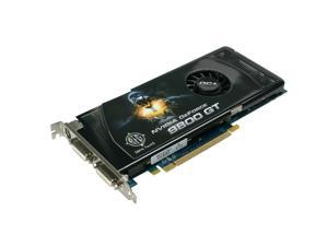 BFG Tech 9 GeForce 9800 GT DirectX 10 BFGE98512GTOCPE 512MB 256-Bit GDDR3 PCI Express 2.0 x16 HDCP Ready SLI Support Video Card