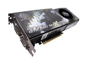 BFG Tech GeForce GTX 260 BFGEGTX260MC896OC2E Video Card