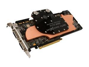 BFG Tech BFGEGTX260MC896H2OCWE GeForce GTX 260 H2OC 896MB 448-bit GDDR3 PCI Express 2.0 x16 HDCP Ready SLI Supported Video Card