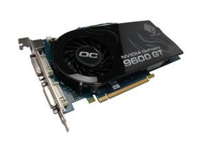 BFG Tech 9 GeForce 9600 GT DirectX 10 BFGE96512GTOCBE 512MB 256-Bit GDDR3 PCI Express 2.0 x16 HDCP Ready SLI Support Video Card