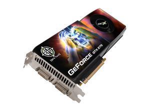 BFG Tech GTX GeForce GTX 275 DirectX 10 BFGEGTX275896OCXE 896MB 448-Bit GDDR3 PCI Express 2.0 x16 HDCP Ready SLI Support Video Card