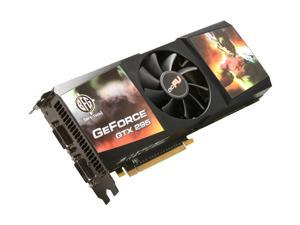 BFG Tech GeForce GTX 295 BFGEGTX2951792OCFUBE Video Card