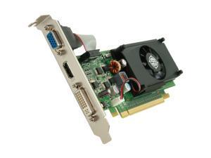 BFG Tech GeForce 210 DirectX 10.1 BFGE210512D2E 512MB 64-Bit DDR2 PCI Express 2.0 x16 HDCP Ready Low Profile Ready Video Card
