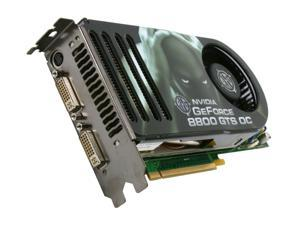 BFG Tech BFGS88320GTSOCE GeForce 8800 GTS 320MB 320 Bit GDDR3 PCI Express X16 HDCP Ready SLI Support Video Card