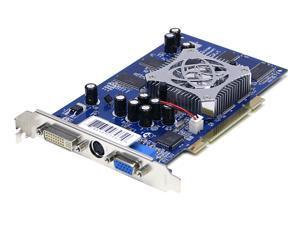 XFX GeForce FX 5200 PVT64KUAF7 Video Card