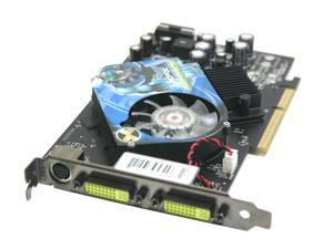 XFX GeForce 6600GT PV-T43A-UD Video Card