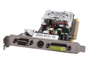 XFX GeForce 7300GS PVT72GWANG Video Card