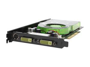 XFX GeForce 7900GS PVT71KUDF3 Video Card