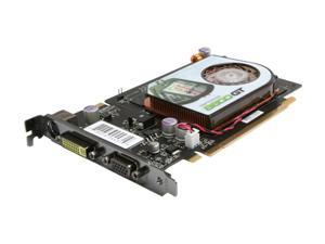 XFX GeForce 8600 GT PVT84JYAJG Video Card