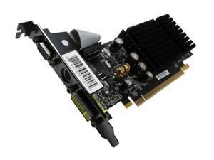 XFX GeForce 7200GS PVT72SPANG Video Card
