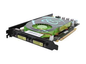 XFX GeForce 8600 GTS PVT84GYDQ3 Video Card
