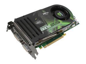 XFX GeForce 8800 GTS PVT80GTDF4 Video Card