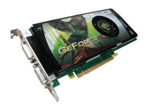 XFX GeForce 9600 GT DirectX 10 PVT94PYDF4 512MB 256-Bit GDDR3 PCI Express 2.0 x16 HDCP Ready SLI Support Video Card