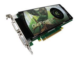 XFX PVT94PYDD4 GeForce 9600GT XXX 512MB 256-bit GDDR3 PCI Express 2.0 x16 HDCP Ready SLI Supported Video Card