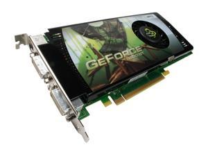 XFX PVT94PYDE4 GeForce 9600GT Extreme 512MB 256-bit GDDR3 PCI Express 2.0 x16 HDCP Ready SLI Supported Video Card