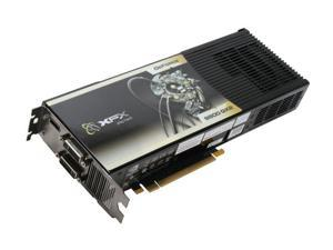 XFX GeForce 9800 GX2 PVT98UZHFU Video Card