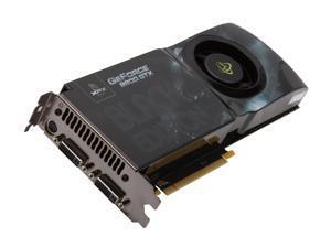 XFX GeForce 9800 GTX Black Edition PVT98FYDBU Video Card