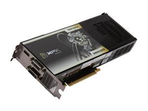 XFX GeForce 9800 GX2 PVT98UZHEU Video Card
