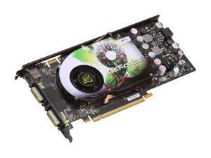 XFX GeForce 9600 GT DirectX 10 PVT94PZHFU 1GB 256-Bit GDDR3 PCI Express 2.0 x16 HDCP Ready SLI Support Video Card