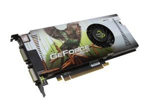 XFX GeForce 9600 GT DirectX 10 PVT96GYDF4 512MB 256-Bit GDDR3 PCI Express 2.0 x16 HDCP Ready SLI Support Video Card